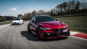 Alfa Romeo Giulia GTA y Alfa Romeo Giulia GTAm 2021 (4)