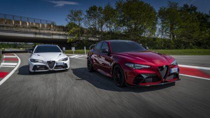 Alfa Romeo Giulia GTA y Alfa Romeo Giulia GTAm 2021 (5)