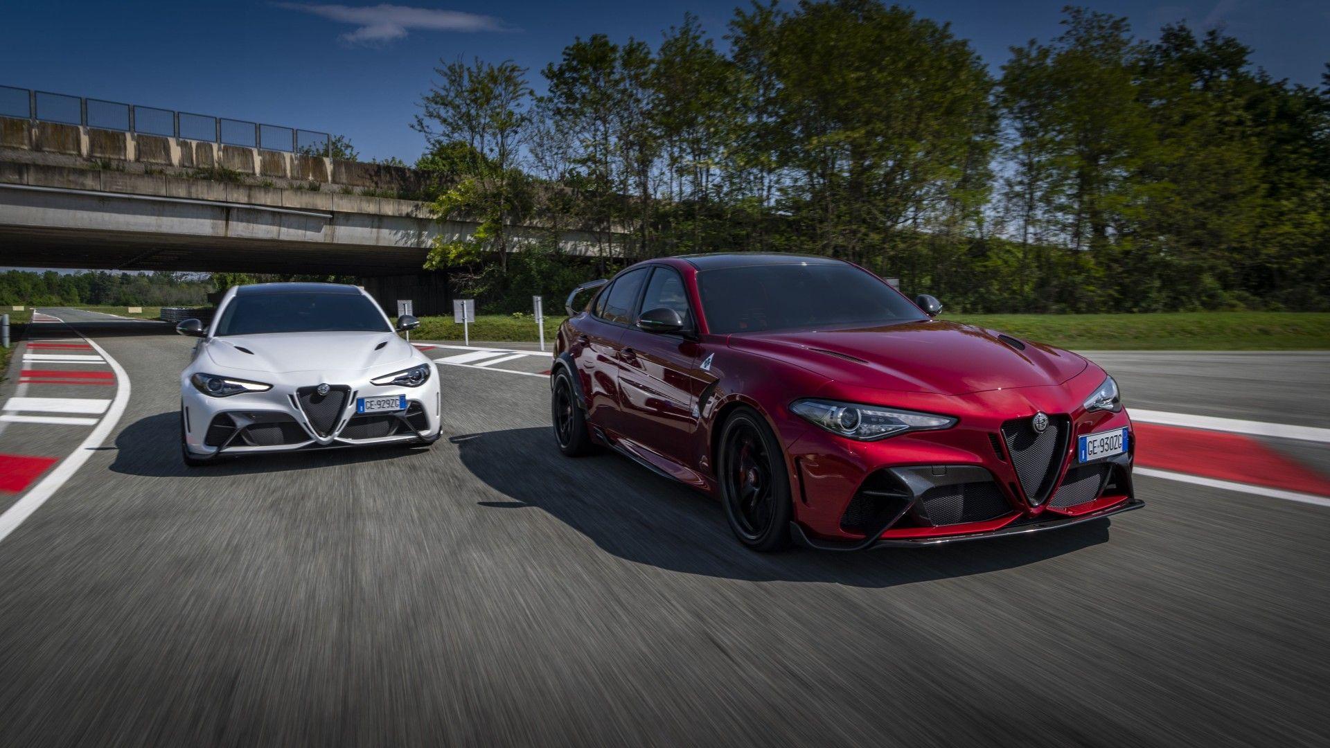 Alfa Romeo Giulia GTA y GTAm: posiblemente, el mejor sedán que el dinero pueda comprar