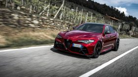 Alfa Romeo Giulia GTAm Etna Red (3)