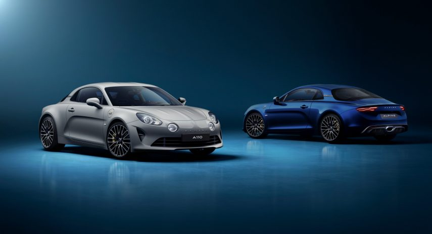 Alpine A110 Legende GT 2021 (1)