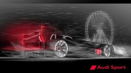 Audi LMDh 2023 Teaser