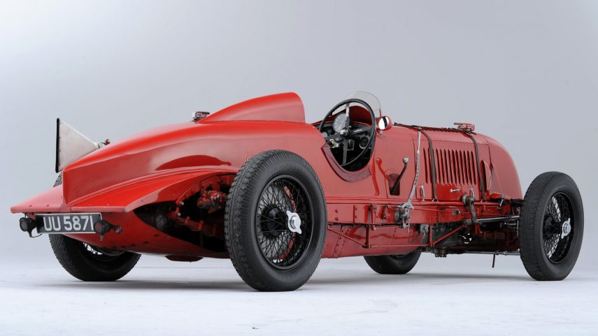 Bentley 4½ Litre Supercharged Blower No1 2
