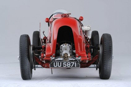 Bentley 4½ Litre Supercharged Blower No1 6