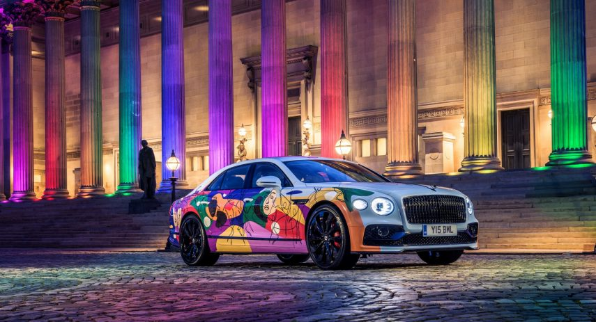 """Bentley Flying Spur """"Unifying Spur"""" 2021 (1)"""