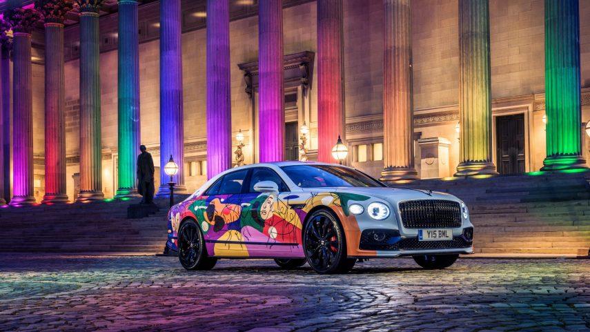 """Bentley """"Unifying Spur"""", apelando a la diversidad con orgullo inglés"""