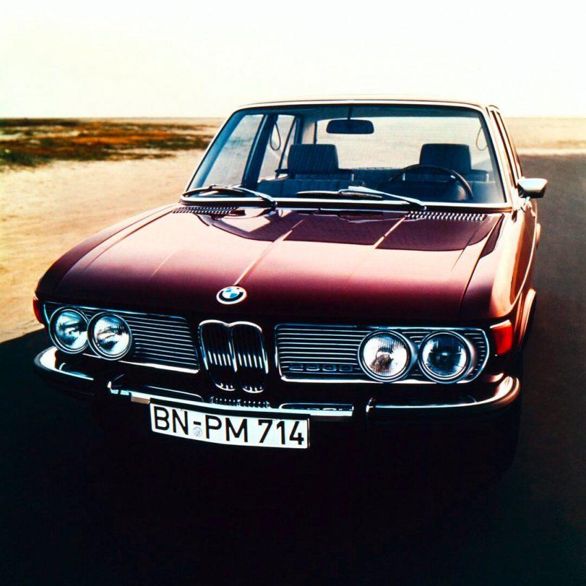 BMW 2800 E3 2