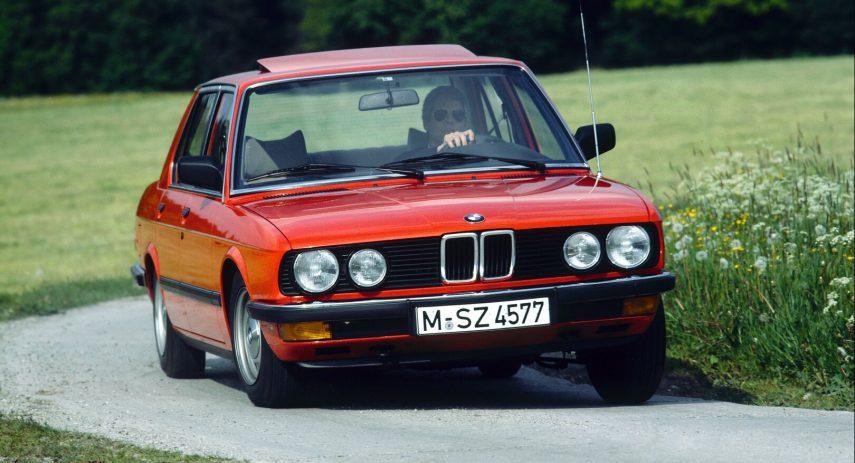 BMW 524 td E28 1