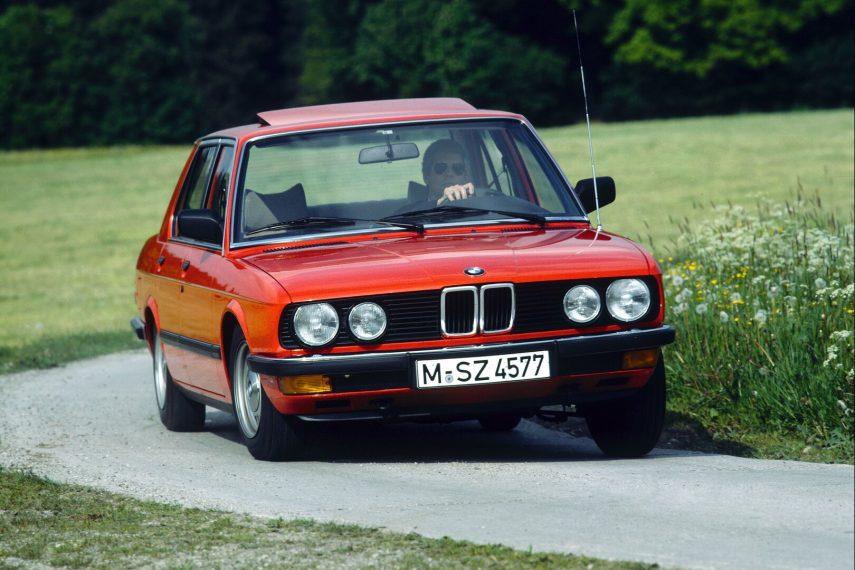 Coche del día: BMW 524td (E28)