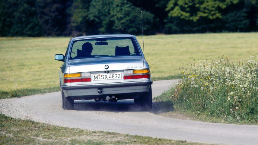 BMW 524 td E28 3
