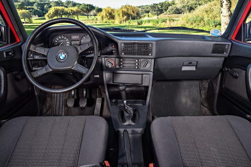 BMW 524 td E28 5