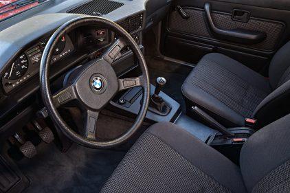 BMW 524 td E28 6