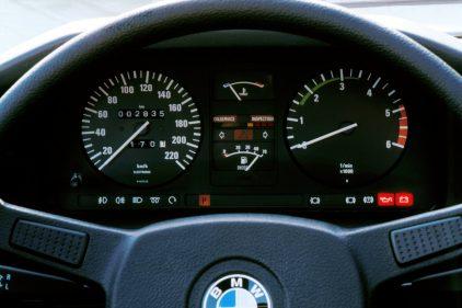 BMW 524 td E28 7