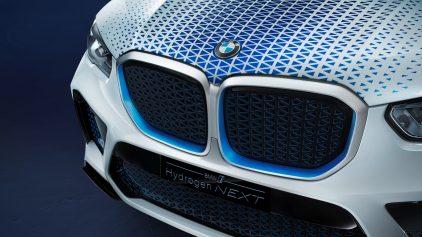 BMW i Hydrogen NEXT Concept 2019