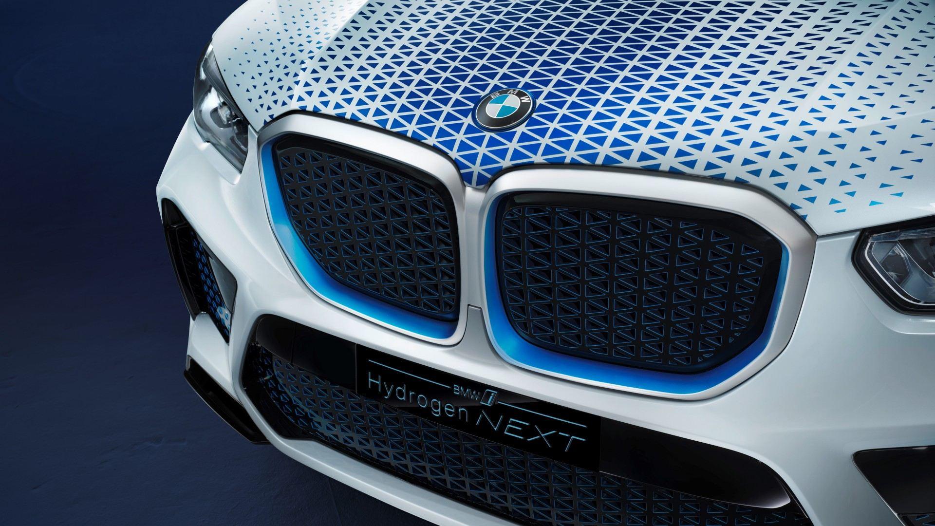 El primer vehículo de pila de combustible de hidrógeno de BMW llegará en 2022