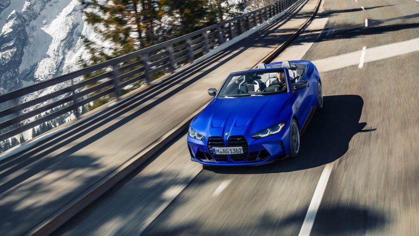 BMW M4 Competition Cabrio xDrive 2021, para correr y disfrutar a cielo descubierto