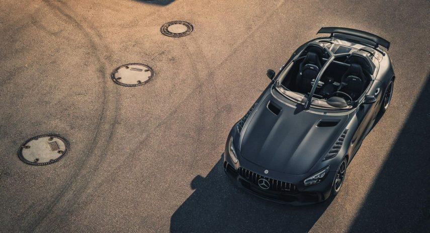 Bussink GT R SpeedLegend Mercedes AMG GT R Speedster (1)
