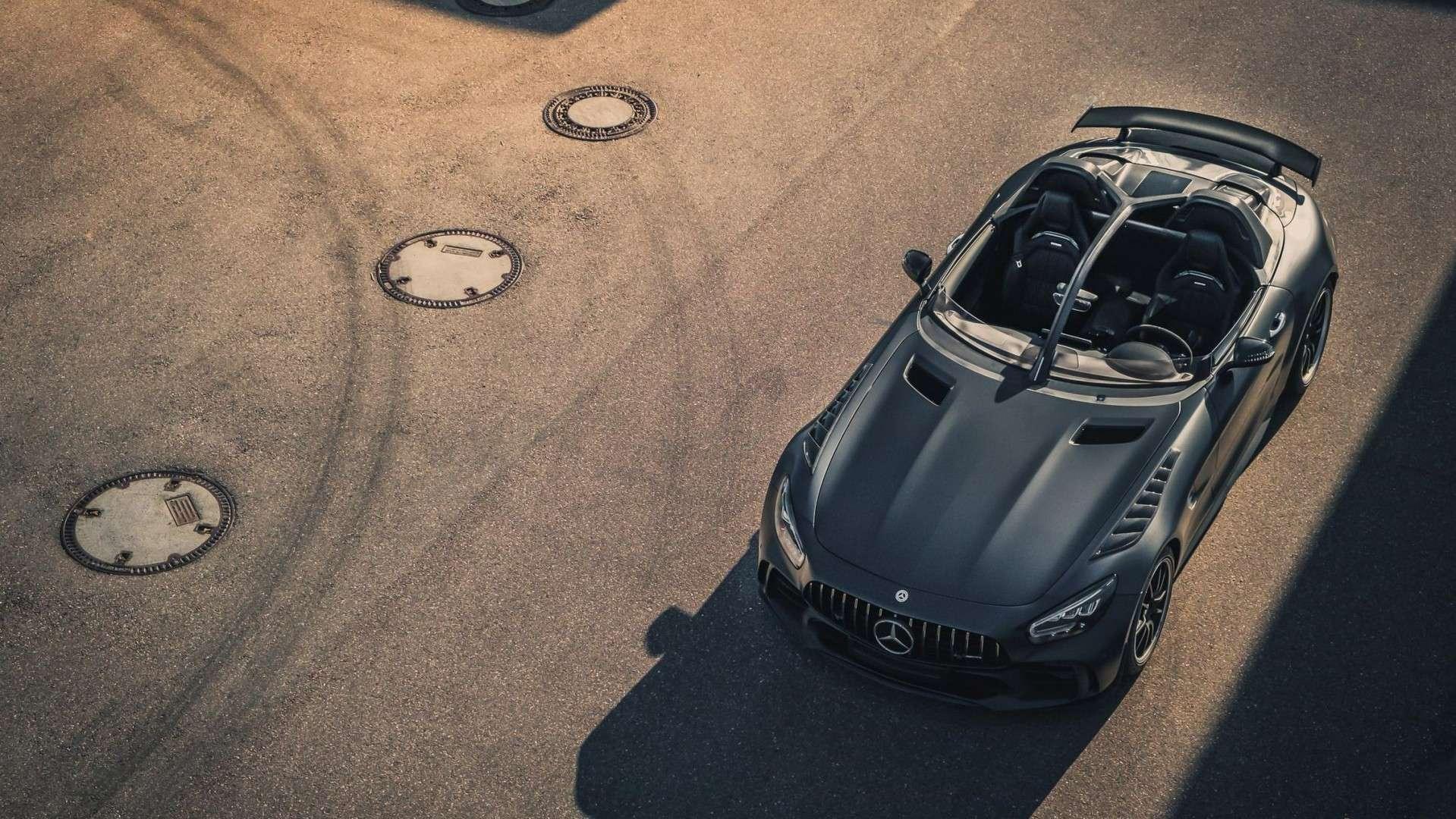 "Bussink GT R SpeedLegend, el Mercedes-AMG GT R convertido en ""Speedster"""