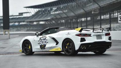 Chevrolet Corvette pace car Indy 500 (3)