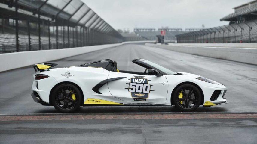 Chevrolet Corvette pace car Indy 500 (4)