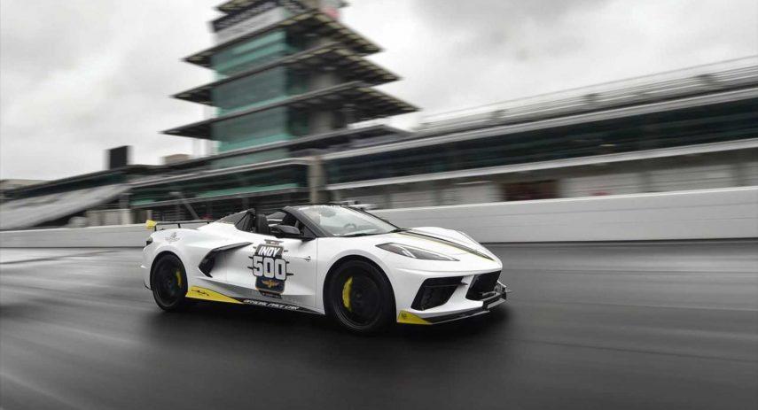 Chevrolet Corvette pace car Indy 500 (6)