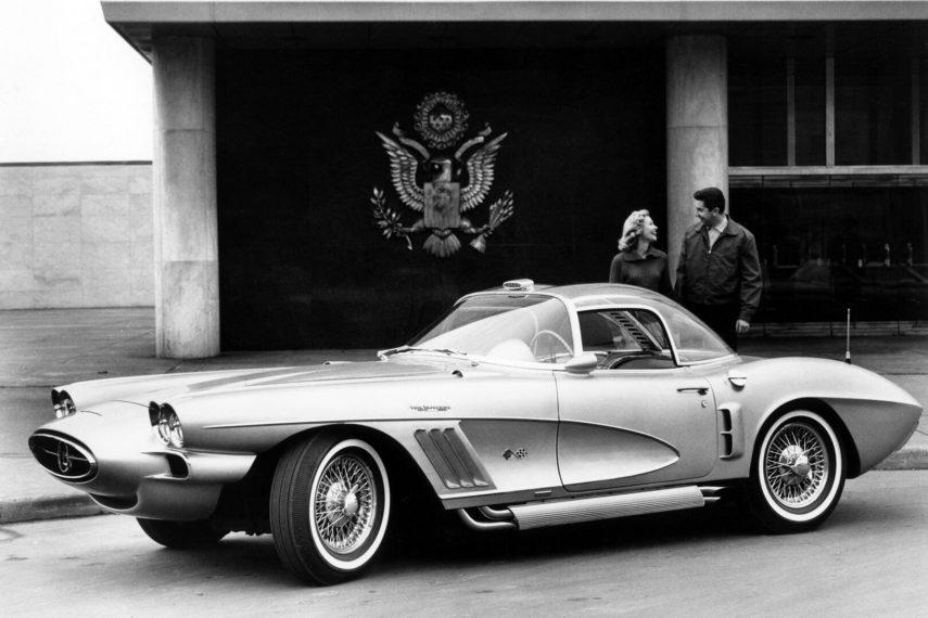 Chevrolet Corvette XP⁻700 Concept Car 2