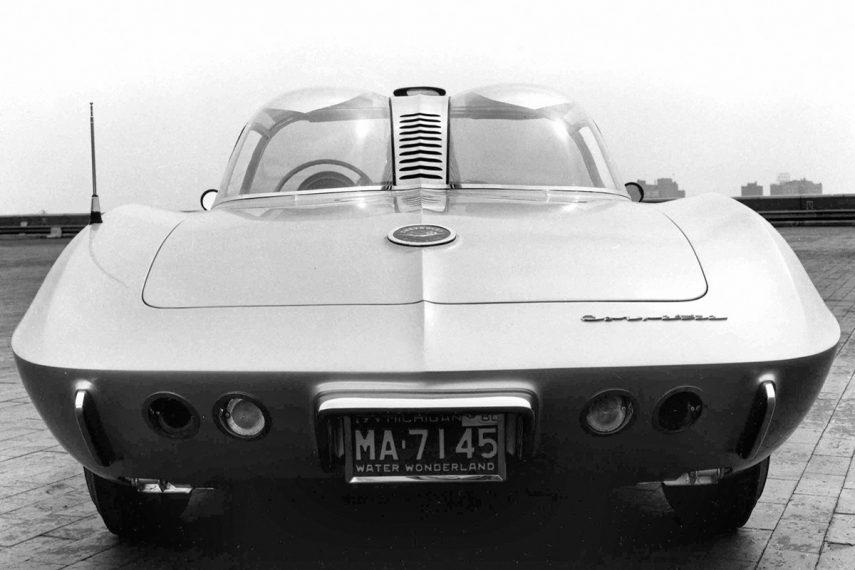 Chevrolet Corvette XP⁻700 Concept Car 3