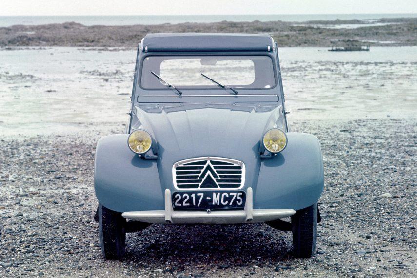 Citroen 2CV 1963