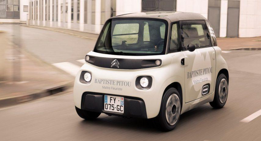 Citroën My Ami Cargo 2021 (2)