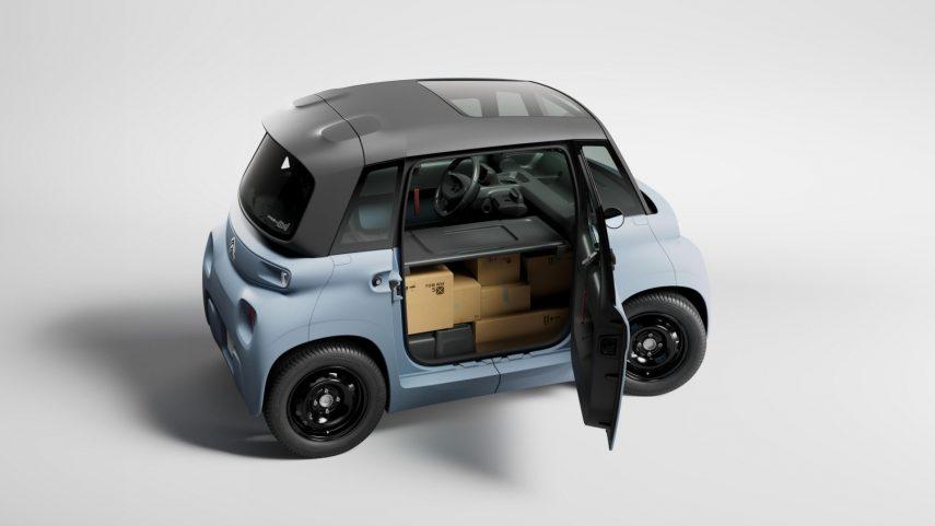 Citroën My Ami Cargo 2021 (9)