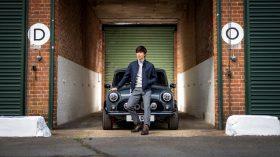 David Brown Automotive (DBA) Mini Remastered Oselli Edition 2021 (1)