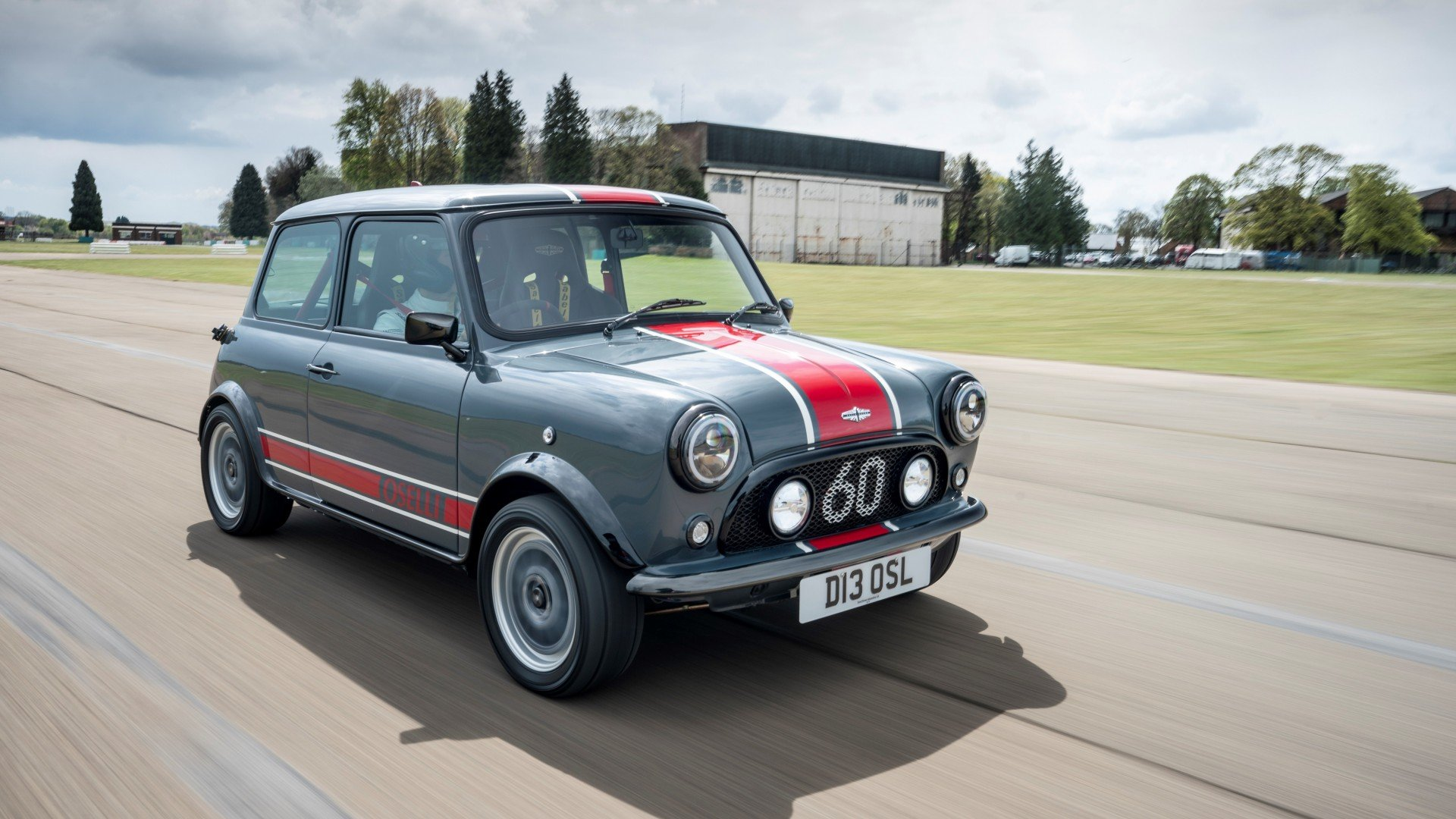 David Brown Automotive (DBA) Mini Remastered Oselli Edition 2021 (14)