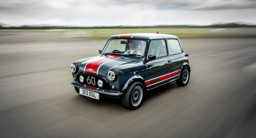 David Brown Automotive (DBA) Mini Remastered Oselli Edition 2021 (15)