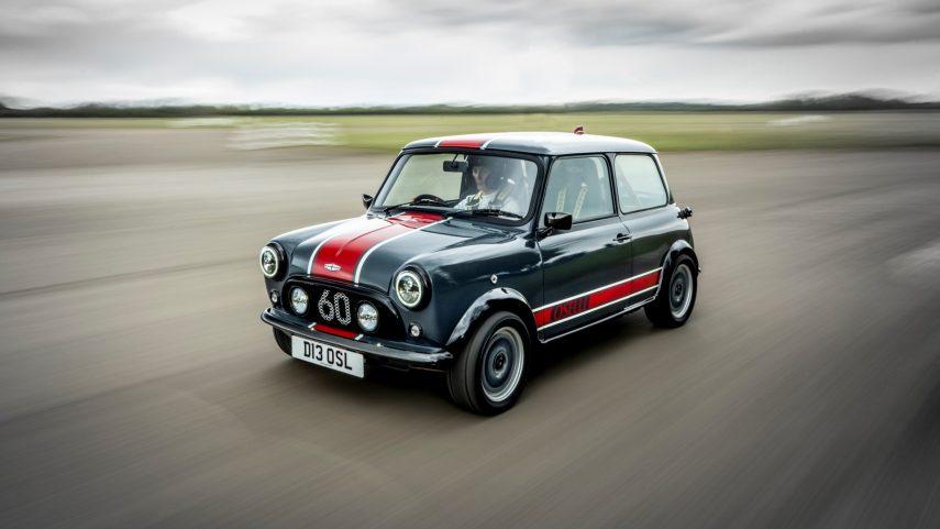 David Brown Automotive nos enseña el Mini Remastered Oselli Edition