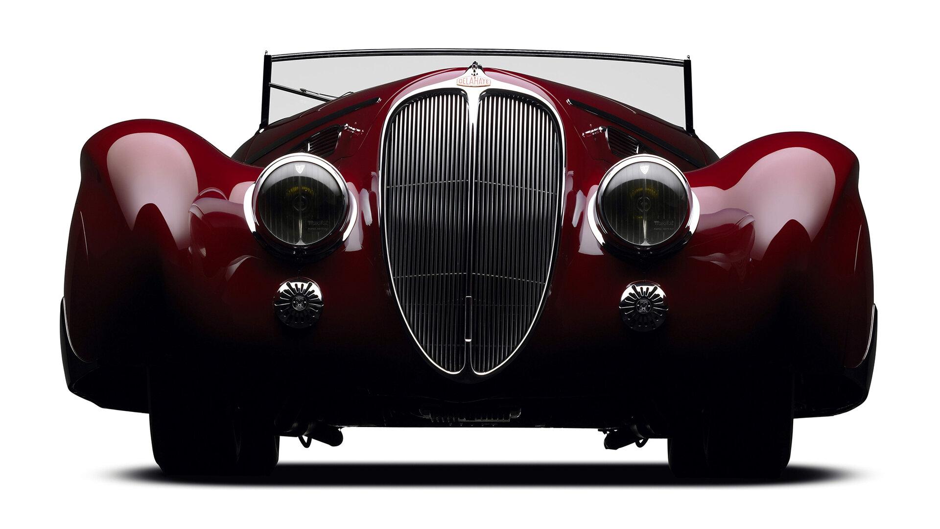Coche del día: Delahaye Type 165 Cabriolet