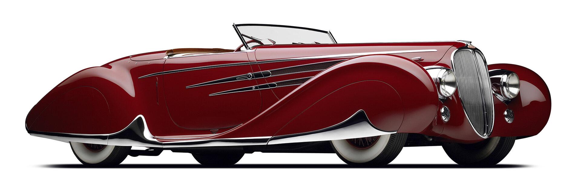 Delahaye Type 165 Cabriolet par Figoni et Falaschi 2