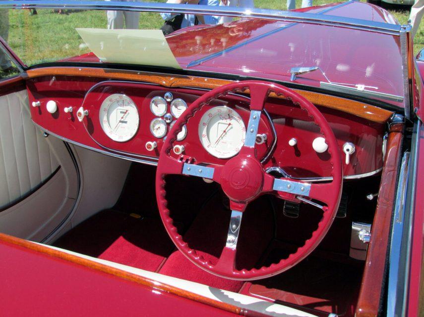 Delahaye Type 165 Cabriolet par Figoni et Falaschi 5
