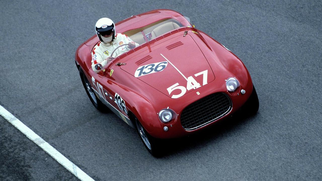 Coche del día: Ferrari 340 MM