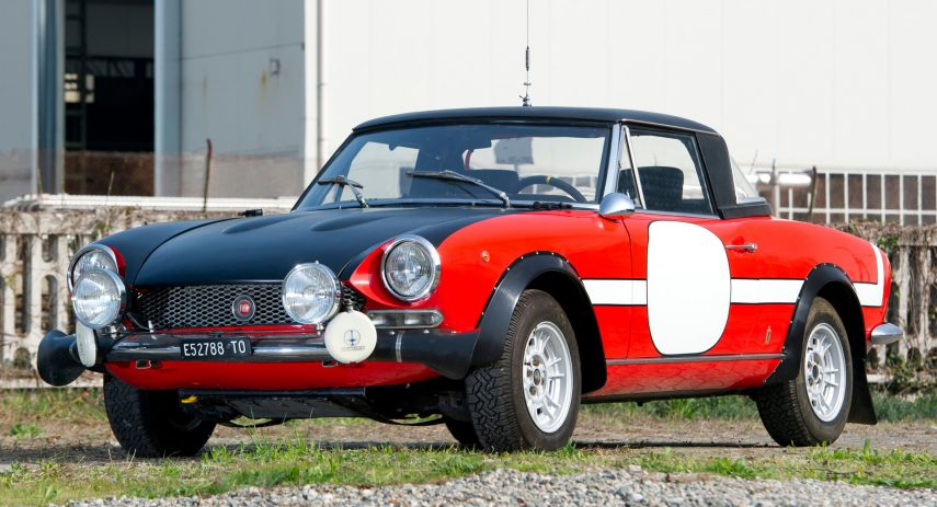 Fiat Abarth 124 Rally 1