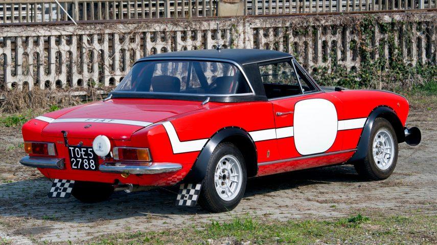 Fiat Abarth 124 Rally 2