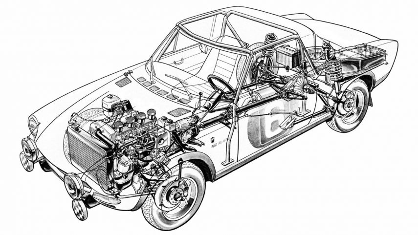 Fiat Abarth 124 Rally 3