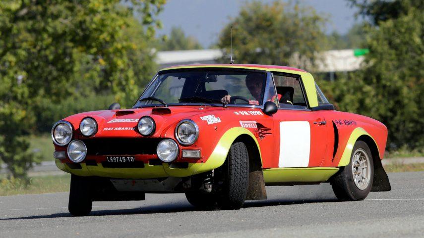 Fiat Abarth 124 Rally Gr 4