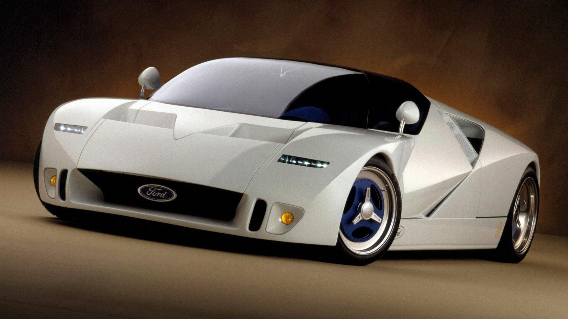 Coche del día: Ford GT90