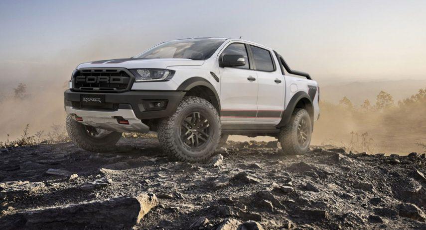 Ford Ranger Raptor X 2021 Australia (2)