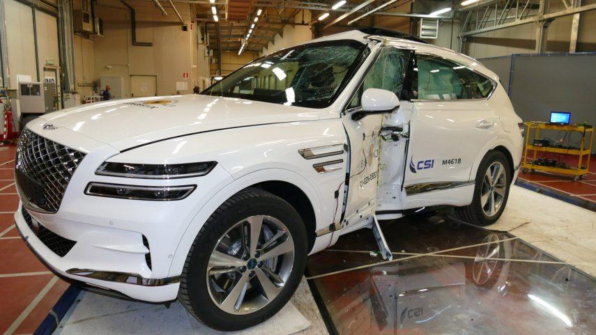 Genesis GV80 Euro NCAP 2021 (4)