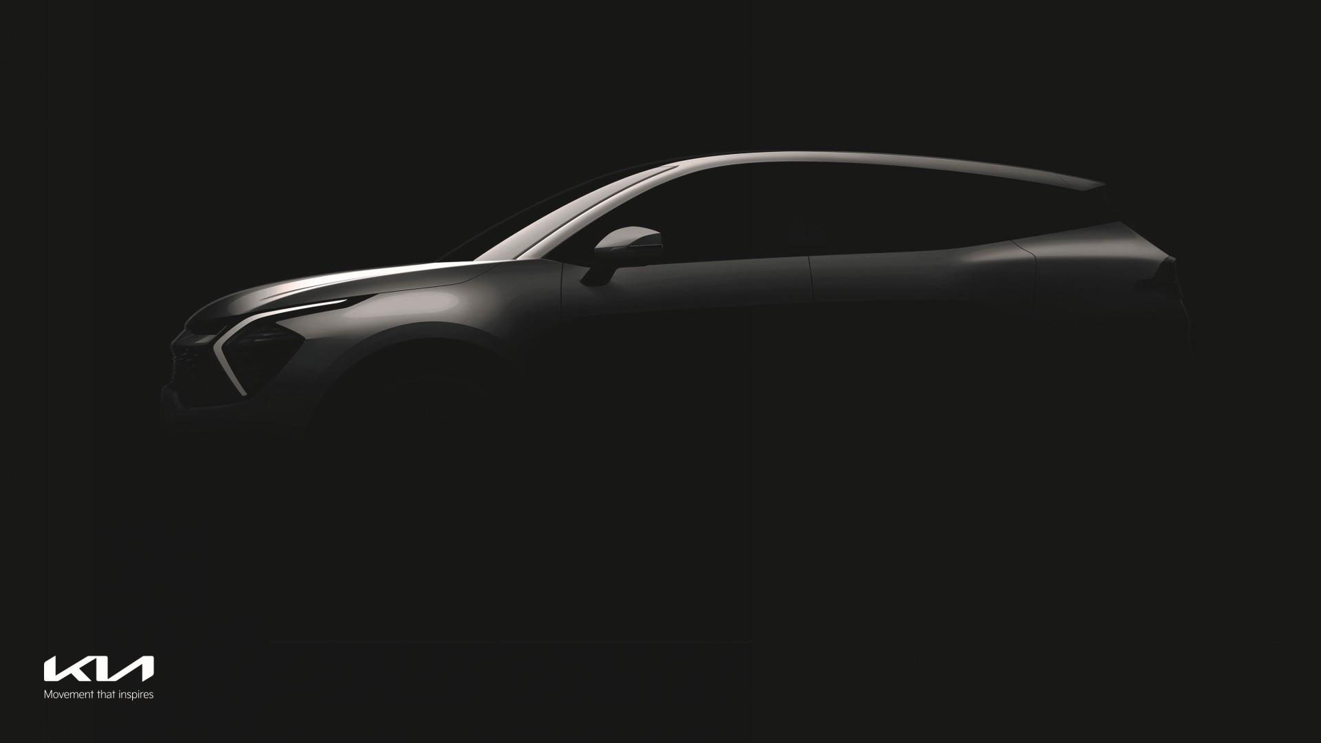Los cambios del nuevo Kia Sportage parece que serán mayores de lo esperado