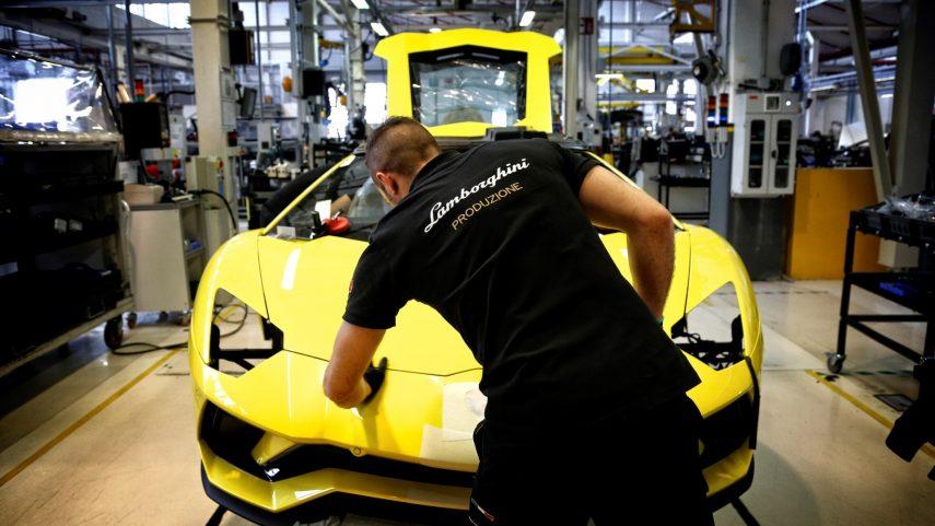 Lamborghini Plan de Empresa 2021 2025 (20)