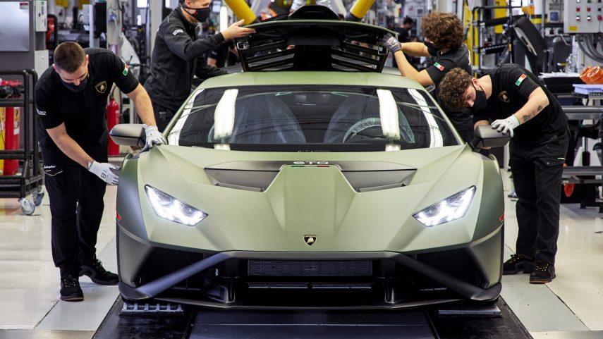Lamborghini Plan de Empresa 2021 2025 (21)