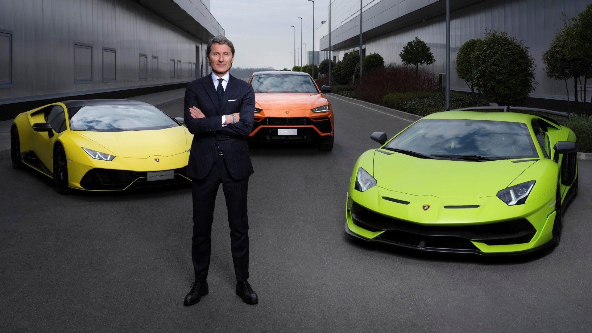 Lamborghini nos explica sus planes de aquí a 2025