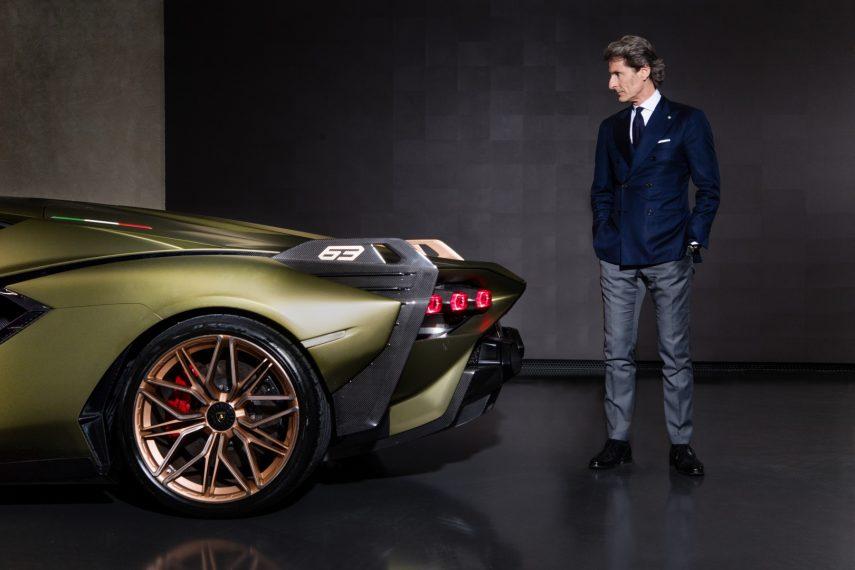 Lamborghini Plan de Empresa 2021 2025 (35)